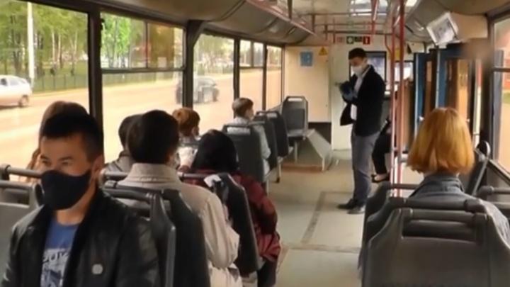 «Фоткают исподтишка»: жители Башкирии возмущены действиями администрации за отсутствие масок
