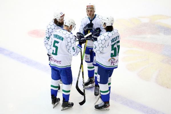 На домашнем льду «Зауралье» поведет всего один матч, затем отправиться на выездную серию игр