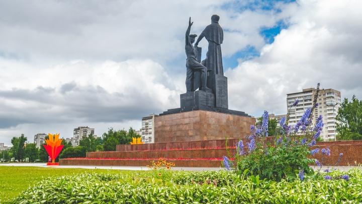 Владимир Путин поддержал идею присвоения Перми звания «Город трудовой доблести»