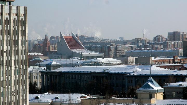 Старый аэропорт и 15 новых мостов: опубликован проект генплана Омска