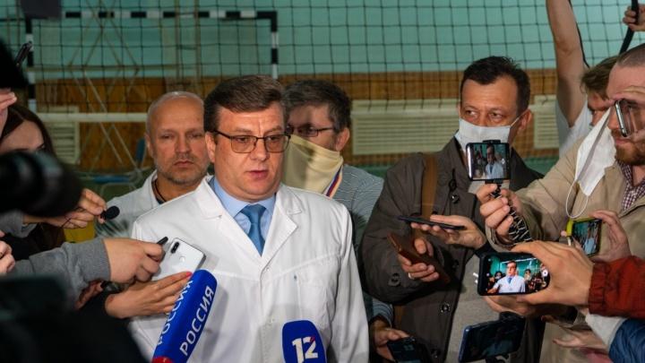 Работал медбратом, лечил Навального: рассказываем о новом главе омского Минздрава