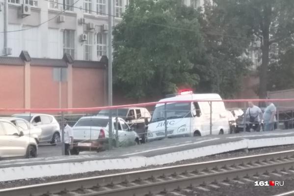 Грузовик сбил девочку на пешеходном переходе