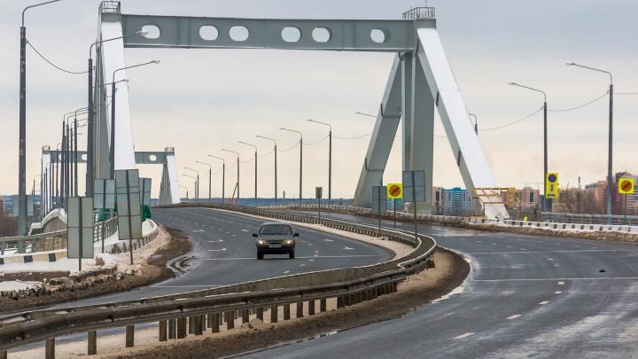 Стало известно, почему Самарский (Фрунзенский) мост до сих пор не ввели в эксплуатацию