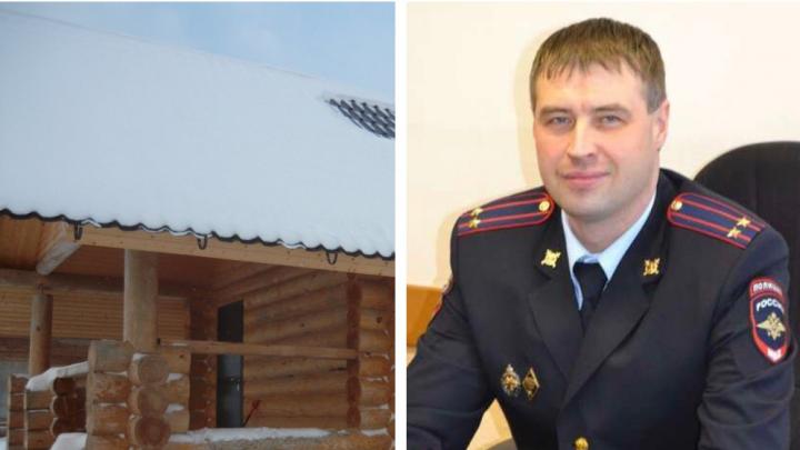 Экс-начальник полиции Новодвинска предстанет перед судом. Подчинённые строили ему баню