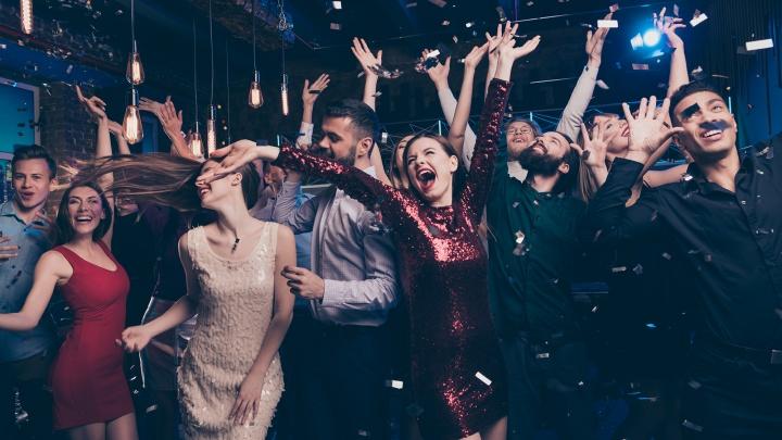Планируем Новый год: 10 вариантов, где и как провести праздничную вечеринку