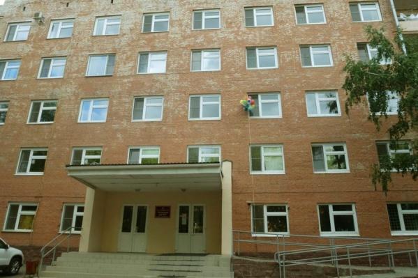 Родильный дом № 5 считается одним из лучших в Омске