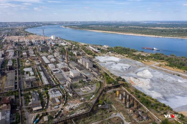 Комитет не торопился заключать контракт на ликвидацию накопителя