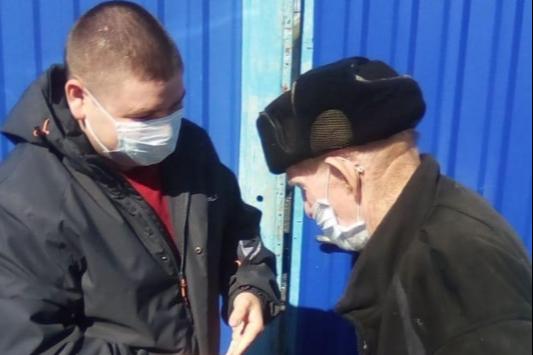 Курганские бизнесмены помогают пожилым и медикам в период коронавируса