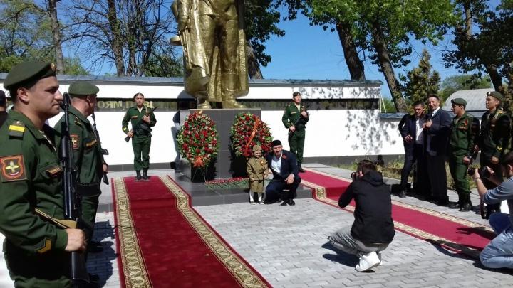 Чеченские волонтеры ищут в Прикамье родственников солдат, погибших в годы ВОВ