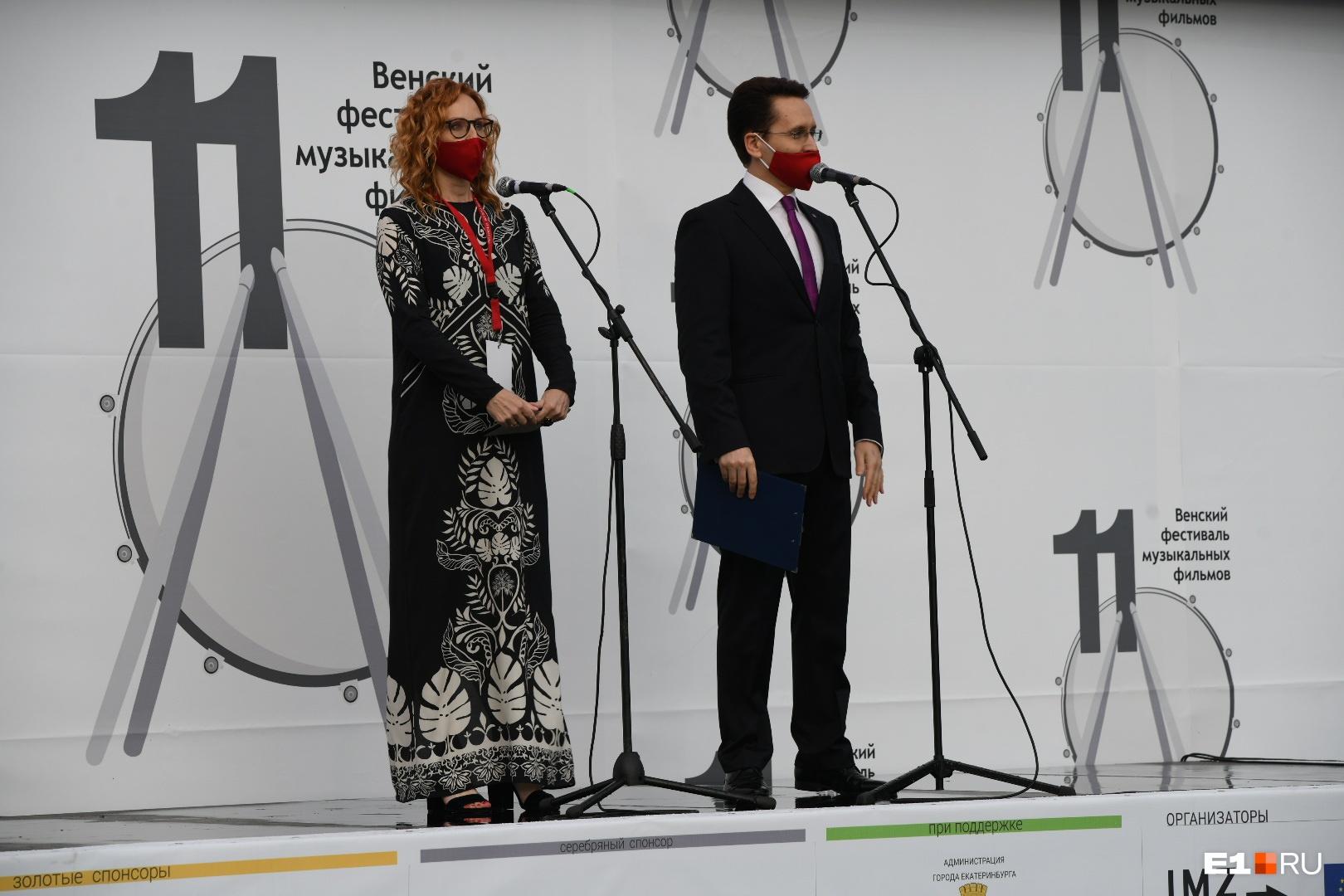 На закрытие фестиваля организаторы готовят сюрприз — живой концерт