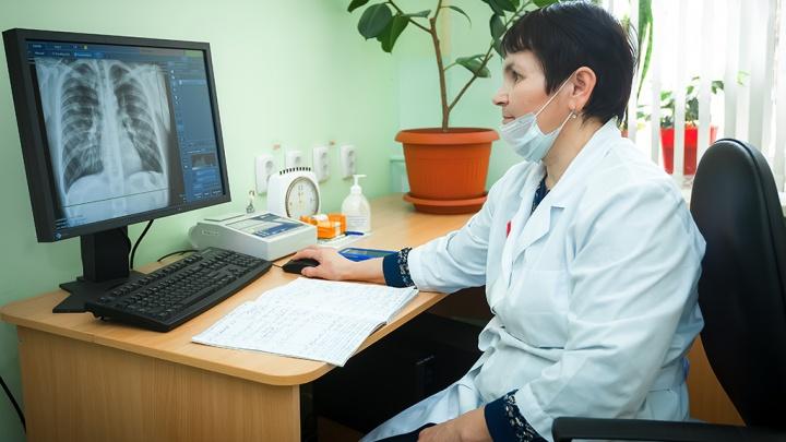 Власти Кузбасса рассказали о высоком охвате профосмотров на туберкулез. Их не было 3месяца