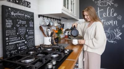 «Мужа за беспорядок не бью»: хозяйка идеального дома рассказала, как бороться с бардаком и пылью Волгограда