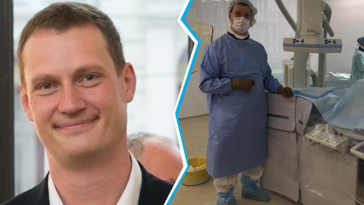 «Даже находясь в СИЗО, я встречал своих пациентов»: интервью NN.RU с хирургом Максимом Кудыкиным