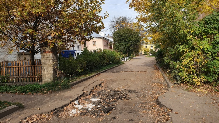 Власти назвали дворы Ярославля, которые отремонтируют в 2021 году: полный список