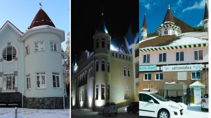 Принцессы (не) одобряют: 7 странных, красивых и нелепых замков Свердловской области