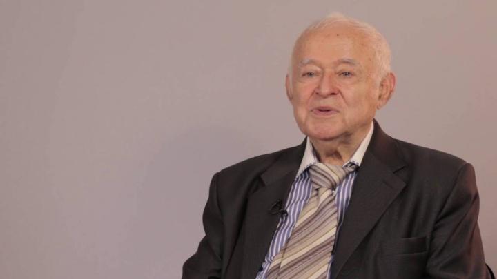 В Ростове умер создатель «психологического айкидо» Михаил Литвак