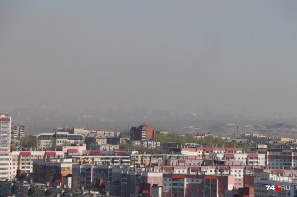 Пока власти заявляют о снижении выбросов, челябинцы продолжают жаловаться на смог и плохое самочувствие от него