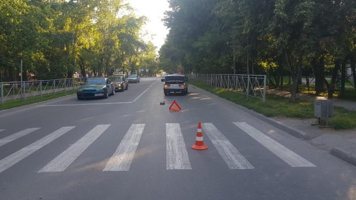 В Заельцовском районе «Лада» сбила 8-летнего ребёнка — пострадавшего увезли в больницу