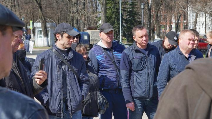 Протест против пропусков и 3 смерти от коронавируса: что произошло в Ярославской области за выходные