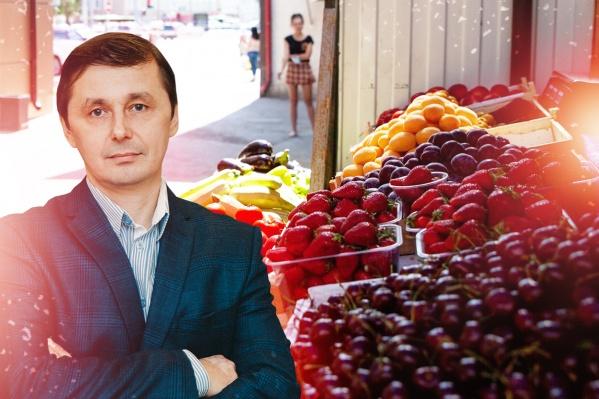 Предприниматель Владимир Панов рассуждает о том, как власти помогают малому бизнесу в Тюмени