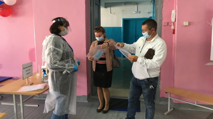 В Зауралье избирком рассказал, как пройдут выборы депутатов областной думы