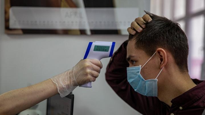В Свердловской области выявили еще 135 случаев COVID-19