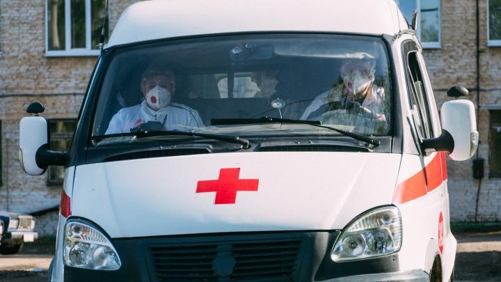 Омск занял второе место по количеству смертей от коронавируса среди регионов Сибири