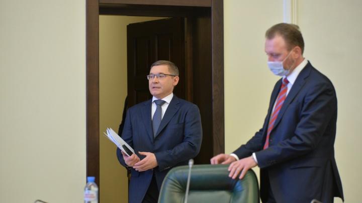 «Куйвашев — тяжеловес!»: новый уральский полпред впервые общается с журналистами