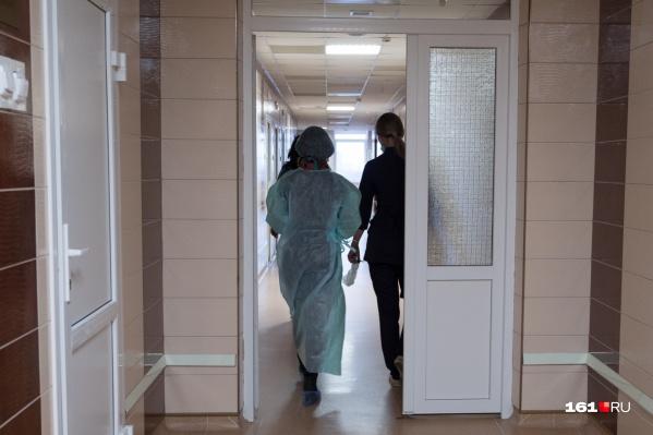 В Ростове за сутки заразились 113 человек