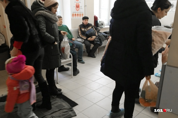 После серии публикаций в СМИ на историю обратили внимание не только власти Таганрога, но и региональный Минздрав
