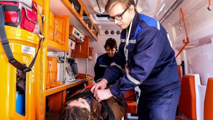 В Госдуме предложили направлять врачей скорой помощи на курсы самообороны