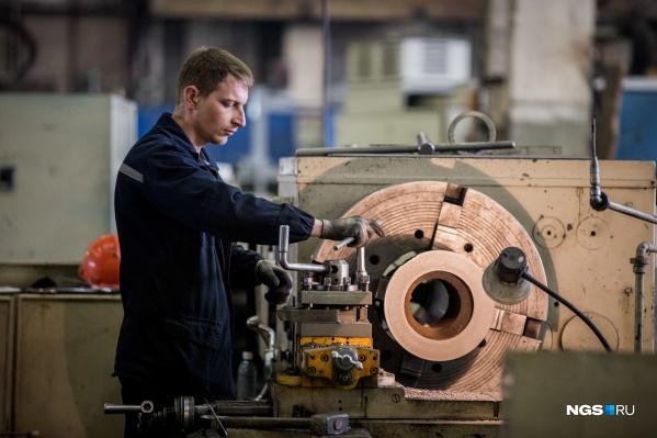 За год зарплата в Кузбассе выросла на 3%