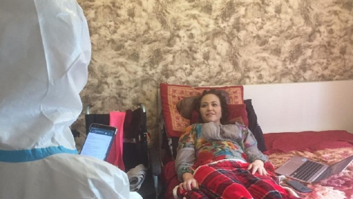 Преподаватель из Тюмени с инвалидностью судится с московскими властями из-за самоизоляции