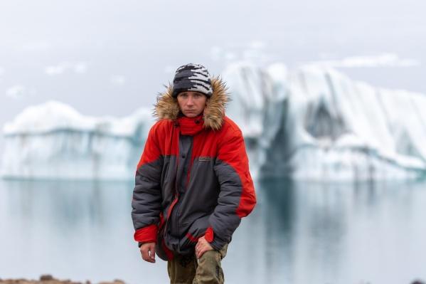 Андрей Паршин расскажет о своих самых ярких впечатлениях от поездки в Арктику