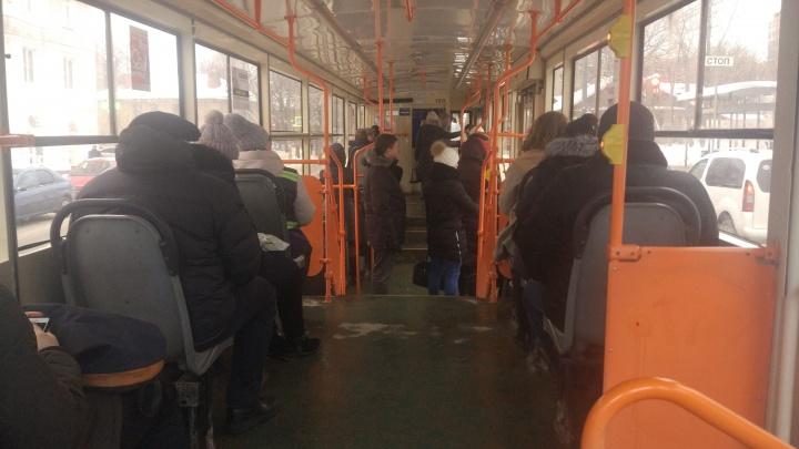 Подаренные Москвой трамваи прибыли в Нижний Новгород и скоро выйдут на автозаводские линии