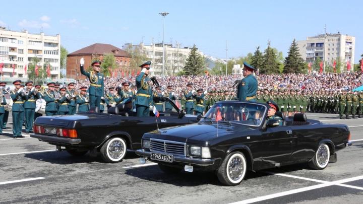 В Самаре зрителям парада Победы раздадут маски и перчатки