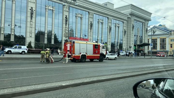 В Екатеринбурге эвакуируют ТРЦ «Гринвич»