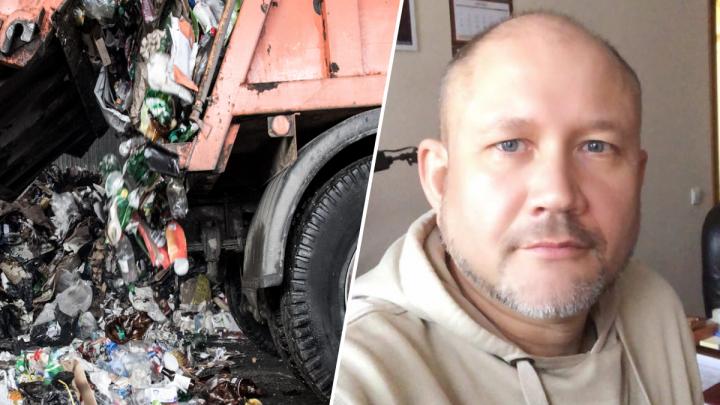 Почему крупнейший мусорный перевозчик Архангельска пришел к банкротству. Видеоинтервью на 29.RU