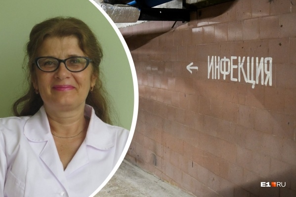 Врач Ирина Волкова лечилась от коронавируса дома, но советует всем, кто заболел, добиваться госпитализации, если состояние тяжелее насморка