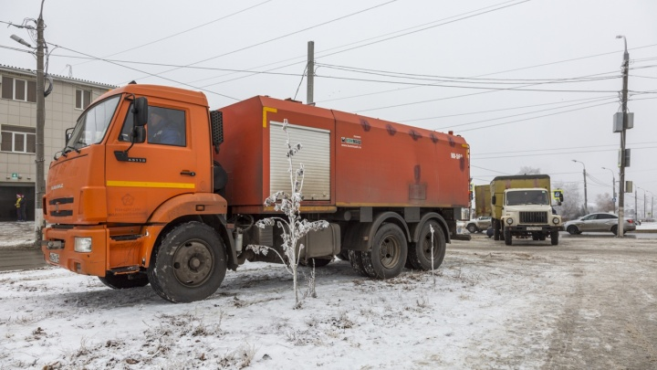 До Нового года должна появиться: Дзержинский район Волгограда снова остался без воды