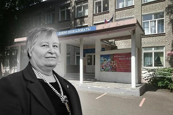 Элеонора Дударь переживала за учеников, даже будучи на больничной койке