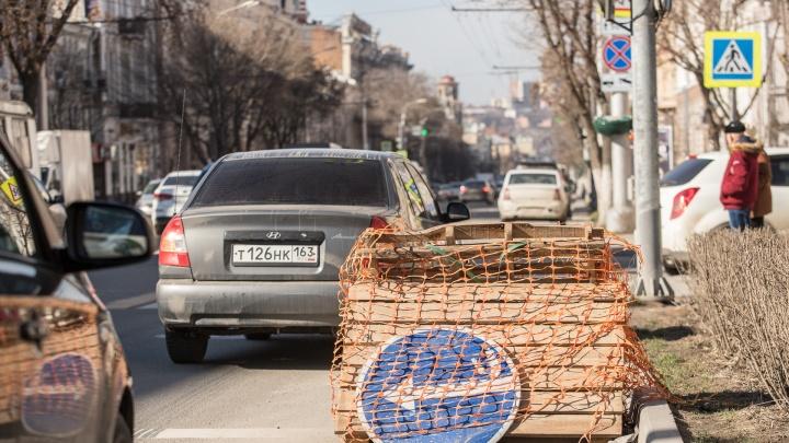 На нескольких улицах Ростова ограничат движение до конца года