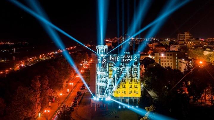 Видео дня. В Нижнем Новгороде эпично стартовал фестиваль INTERVALS