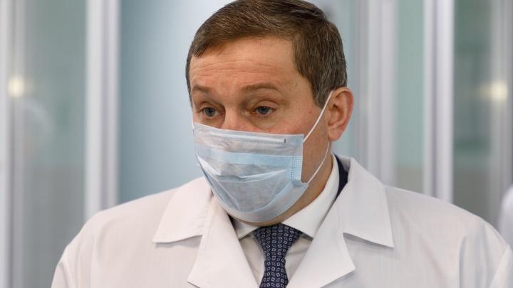Восемь тысяч коек в инфекционных госпиталях и круглосуточная работа поликлиник: о чём говорили на заседании клинического совета в Волгограде