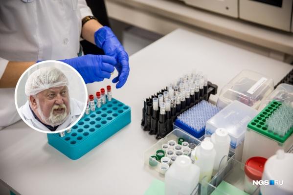 Врач-инфекционист Игорь Чепрасов уверен, что летом эпидемия в России «сойдёт»