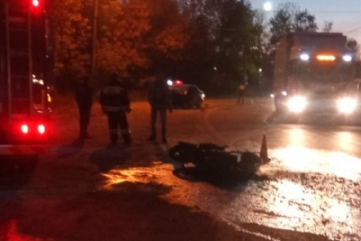 «Труп, закрученный в узел»: в страшном ДТП в Ярославле погибли мужчина и женщина