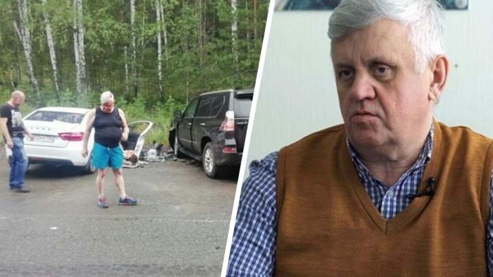 Владельца Среднеуральской птицефабрики начнут судить за тяжелую аварию — спустя семь месяцев