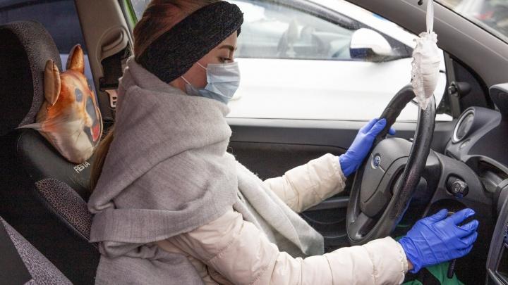 В Ярославской области осталось два района, где нет заболевших коронавирусом