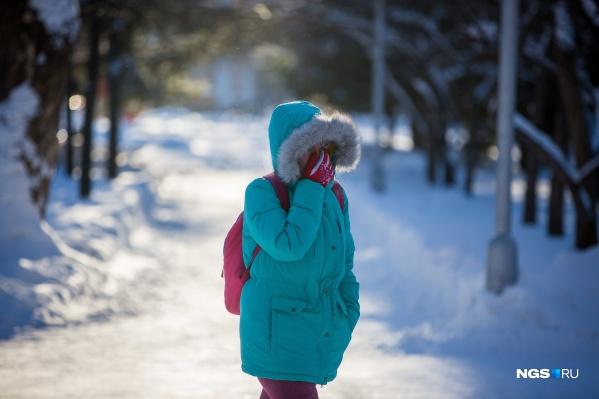 В регионе будет стабильная и снежная погода