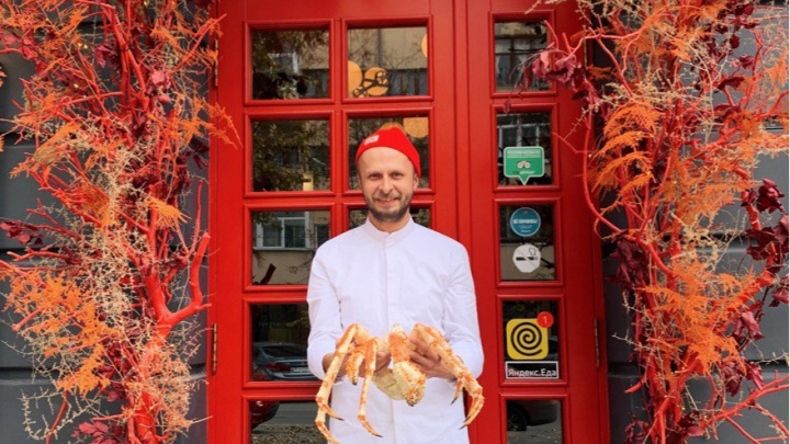 24 декабря тюменцы смогут вкусно поужинать и взять мастер-класс с гениальным шеф-поваром из Екатеринбурга